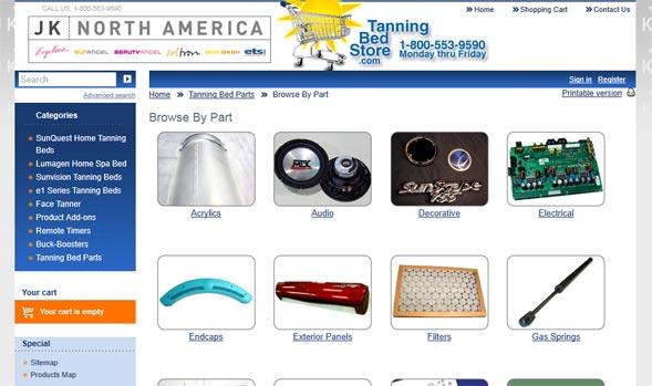 TanningBedStore.com