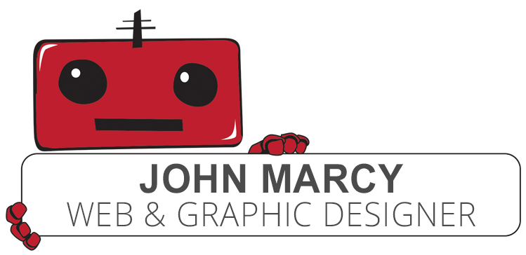 John Marcy web and graphic design